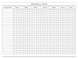 attendance roll template roll book template teachers attendance and sheet absent
