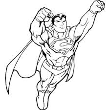 Small Picture Superman Coloring Pages Superman Coloring Superhero Colo