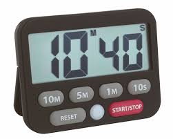 Timer 5m Digital Timer And Stopwatch Tfa Dostmann