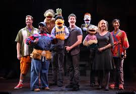 Everything in Life Is Only for Now: 'Avenue Q' to Close in April - The New  York Times