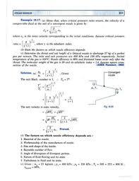 Nozzle Flow Chart Unique A Mean Line Model to Predict the Design ...