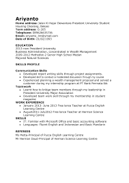 100 Cosmetology Skills For Resume Cosmetology Instructor