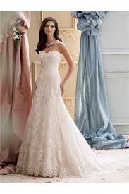 strapless a line wedding dress biwmagazine com