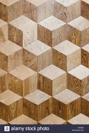 Wood Parquet Design Old Palace Wooden Parquet Flooring Design With Volume Cubes