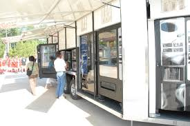 Vending Machine Trailer Delectable Business Opportunities Business Ideas Food Truck Vending Machine