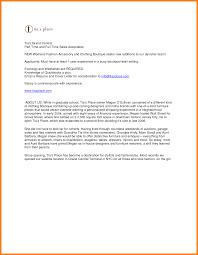6 Sales Associate Cover Letter Bolttor Que Chart