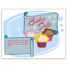 bake sale flyer templates find free flyer templates for word 10 excellent options