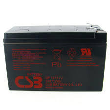 Csb Gp 1272f2 Sealed Lead Acid Battery