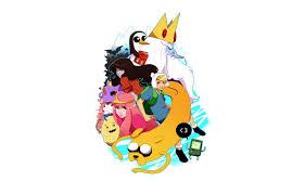 Adventure time cooking time illustration, cartoon, meth, breaking bad. Photo Wallpaper Anime Anime Jake Jake Adventure Adventure Time Marceline Finn 1332x850 Wallpaper Teahub Io