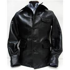 y 2 leather looth horse shirt jacket 1
