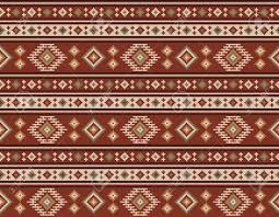 Navajo Pattern New American Indians Tribal Texture Seamless Pattern Navajo Style