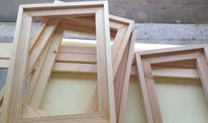 building wooden window frames thing