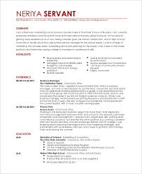 Waitress Resume Gorgeous 60 Sample Waitress Resumes PDF Word Sample Templates