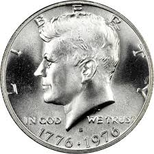 1976 Half Dollar Value Chart 1776 1976 S Silver 50c Ms Kennedy Half Dollars Ngc