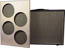 Guitar Amplifier 4X10 Speaker Extension Cabinet