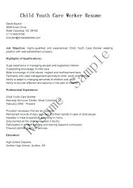 Child Care Resume Template Cool How To Write Babysitting On A Resume Child Care Resume Examples