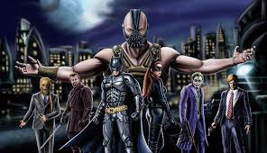 The Dark Knight Trilogy Artwork, HD ...