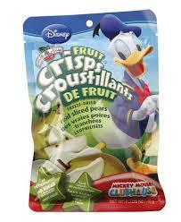 <b>Disney</b> Brothers All Natural <b>Fruit Crisps</b>, Asian Pear | Walmart Canada