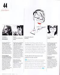 Fashion Illustration Blog Jacqueline Bissett