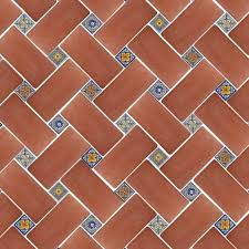 tile floor and decor ideas for your style home within mexican floor tiles prepare mexican terracotta