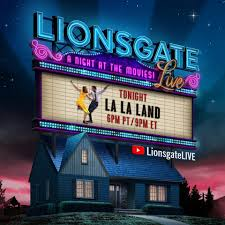 JC Cinema - The city of stars will be shining extra bright TONIGHT because  Lionsgate is streaming La La Land for free on YouTube!  #MovieDateNightAtHome