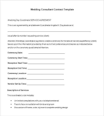 Consulting Contract Template Free Download Web Design Contract Template Photography Examples Free