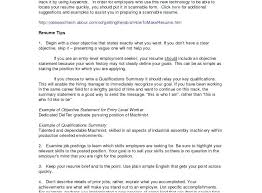 Resume Summary Examples Luxury Writing A First Resume 43 New What Is