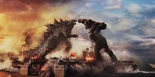 ดูหนังเต็ม! [ !Godzilla vs. Kong
