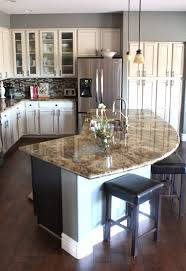 Design Kitchen Island Online Curved Island Kitchen Designs