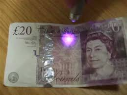Valley Spot - Police Note Youtube Fake To Thames £20 A How