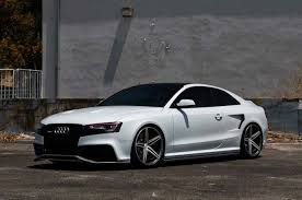 Oss Design Vossen And Oss Designs Dream Up One Menacing Audi Rs5 W Video