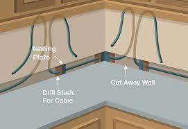 wiring for undercabinet lighting. Adding Cabinet Lighting I Itrockstars Co Valuable Installing Under Interior Design Ideas 8 - Www.ohhellologan.com Wiring For Undercabinet D