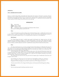 12 13 Legal Memorandum Examples Lasweetvida Com