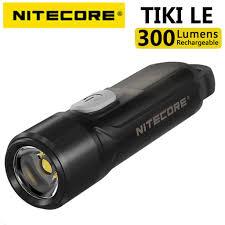 <b>Original NITECORE</b> TIKI TIKI LE 300 lumens USB Rechargeable ...