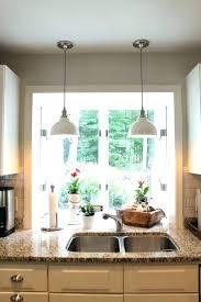 pendant lighting over sink. Pendant Light Over Sink Idea And Medium Size Of Lights Indispensable Kitchen . Lighting