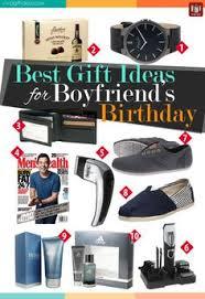best gift ideas for boyfriend s birthday