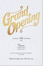 Grand Opening Invitations Tigri Bazar Nagaur Narendra Sharma Grand Opening