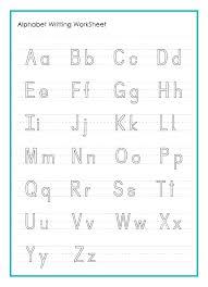 Printable Handwriting Worksheets Alphabet Download Them Or Print ...