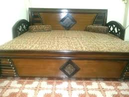 simple wooden bedroom furniture bed design double designer beds cool box with designs 2018