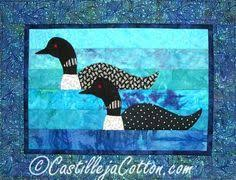 Found it at Wayfair - Patch Magic Loon Quilt | Home Decor ... & Loons on the Lake Quilt Pattern Adamdwight.com
