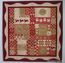 429 best Crafty Ideas - Red Brolly / Gingham Girls / Bronwyn Hayes ... & martin wish quilt Red Brolly free pattern Adamdwight.com