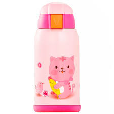 <b>Термос</b> детский <b>Xiaomi Viomi Children</b> Vacuum Flask 590 ml Pink ...