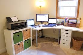 corner desk home office furniture shaped room. White Corner Office Desk Ideas Us House And Home Real Estate Furniture Shaped Room H