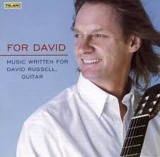 Artist: David Russell Title Of Album: For David Year Of Release: 2009. Label: Telarc Genre: Classical/Guitar Format: MP3 - 1297679076_david-russell_500