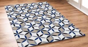 wonderful inspiration large blue area rugs astonishing decoration living room grey geometric rug bold design fresh