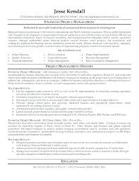 Commercial Finance Manager Resume Templates – Delijuice