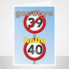 Your walls are a reflection of your personality, so let them speak with your favorite quotes, art, or designs printed on our custom posters! Funny 40th Birthday Card Speed Sign Stu Art Concepts