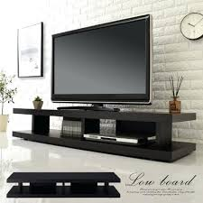 tv stand 52 model until living board compliant sideboard storage brown black white interior modern fashionable