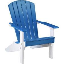 recycled plastic adirondack chairs. LuxCraft Lakeside Recycled Plastic Adirondack Chair Chairs
