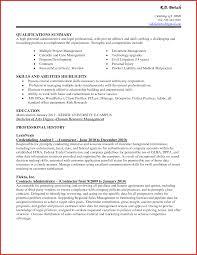 Fresh Administrative Resume Skills Npfg Online